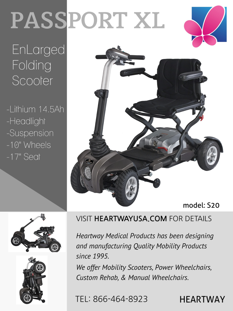 Heartway 2015 Passport XL 2015 Scooter