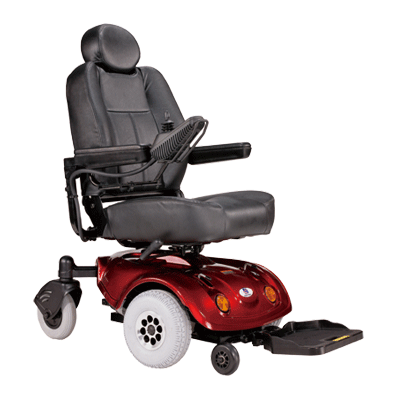 Power chair - RUMBA-SR-P4F