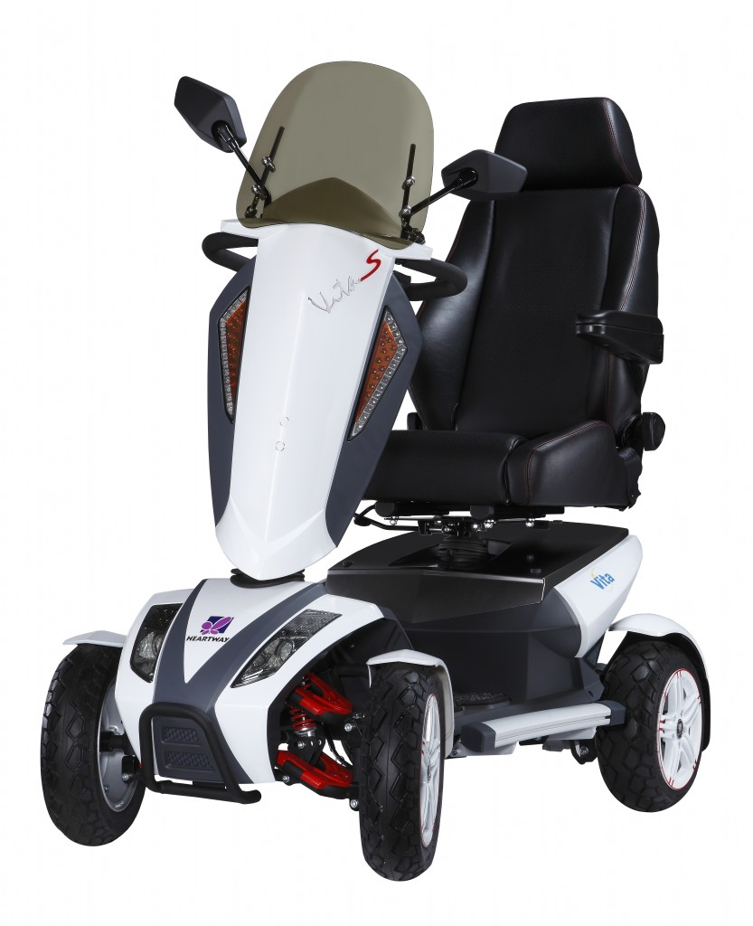 2013 electric mobility scooter